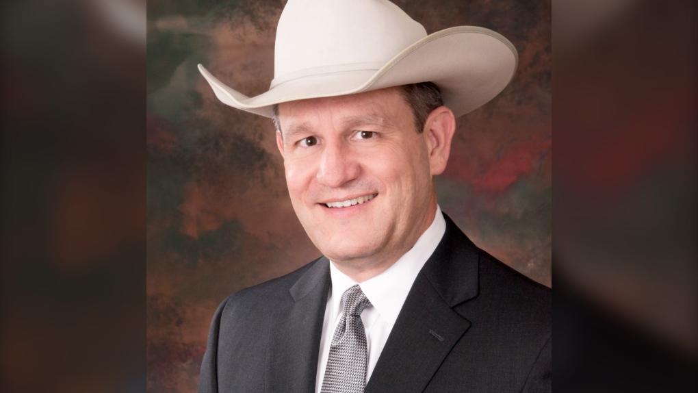 Joel Cowley Calgary Stampede CEO