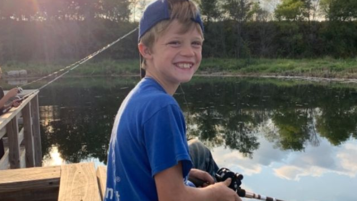 Ricky Lee Sneve, 10, is seen in this undated photo. (Sneve family/GoFundMe)
