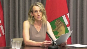 Manitoba vaccine task force gives update