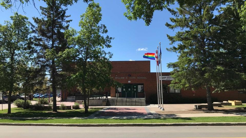 William D. Cuts School