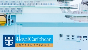 In this March 14, 2020 file photo, Royal Caribbean International cruise ship docked at PortMiami, among other cruise ships, in Miami. (AP Photo/Brynn Anderson, File)