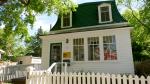 The Marr Residence on 11th Street East. (Laura Woodward/CTV Saskatoon).