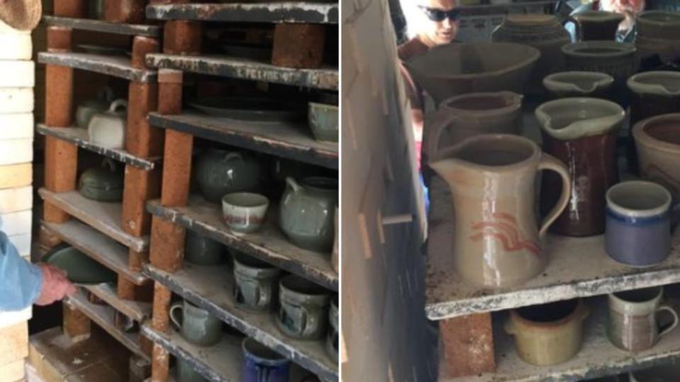 Kerslake Pottery in Oro-Medonte