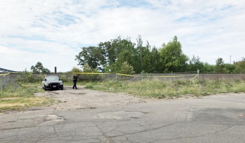 West Street homicide