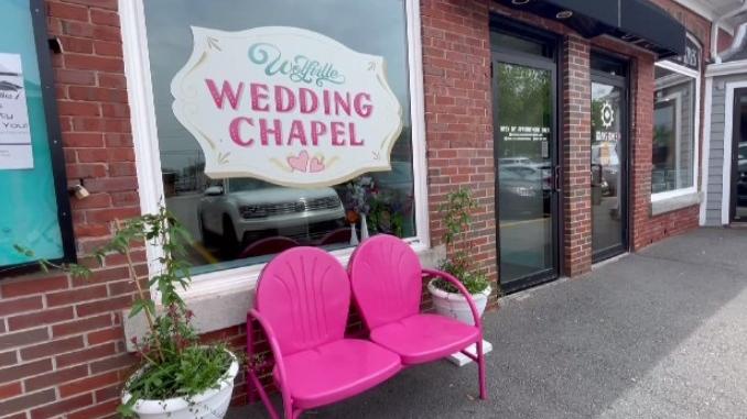 Wolfville Wedding Chapel