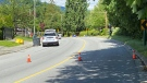 Four homes in North Vancouver have been evacuated and the Department of National Defence has been called in as authorities deal with a military artifact in a residential neighbourhood. (CTV)