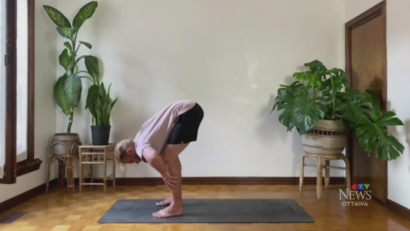 Keep Moving: Michal Dynie Yoga