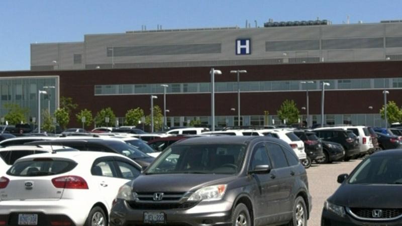 Sault hospital upgrades parking system