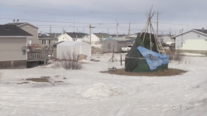 Kashechewan Chief says people are 'worried'