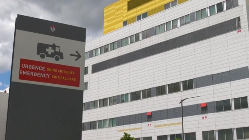 Montreal hospital