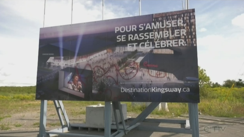 Kingsway report back at Sudbury council