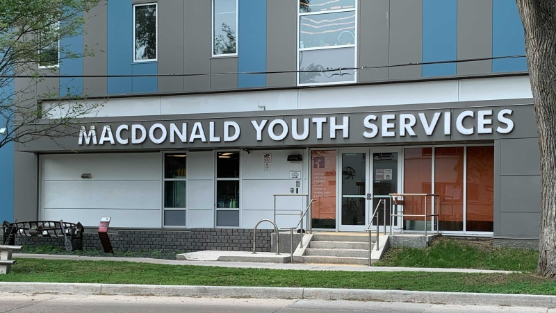 Officials with the Macdonald Youth Services have voted to change its name in the spirit of reconciliation. Photo taken June 16, 2021. (Source: Jamie Dowsett/CTV News)