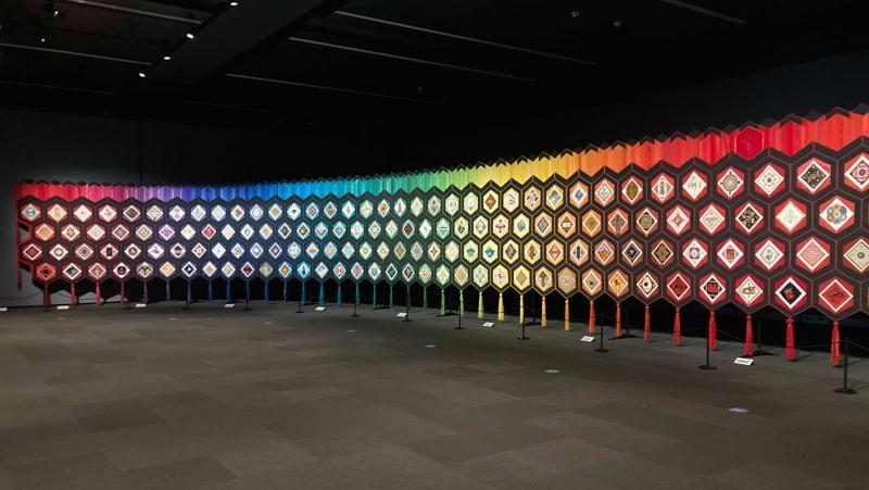 New exhibit at the Royal Alberta Museum.