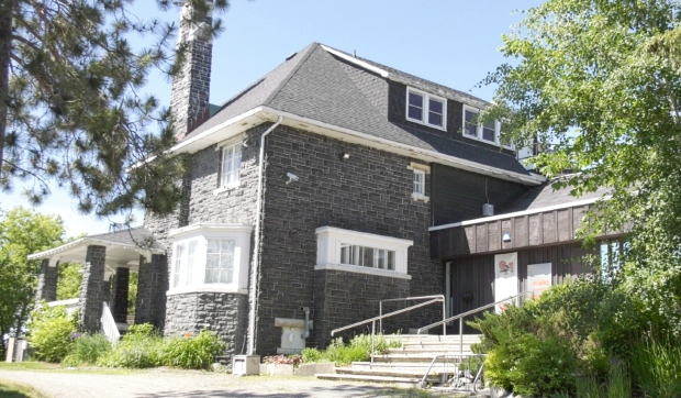 The Sudbury Arts Council is concerned about the future of the Bell Mansion, the current home to the Art Gallery of Sudbury. (Molly Frommer/CTV News)