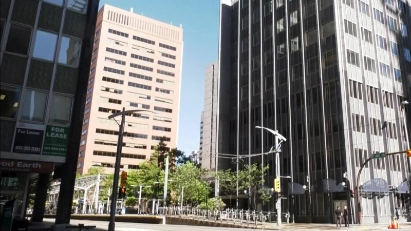 Turning empty offices to affordable housing