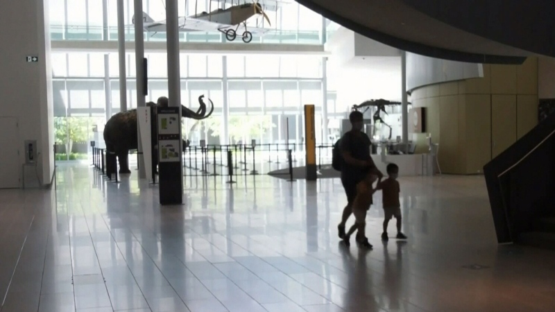 Royal Alberta Museum reopens at reduced capacity