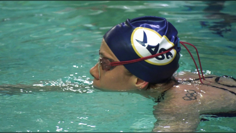 Lethbridge's Rachel Nichols is heading for the Olympic trials this weekend with the hopes of qualifying for her second Olympics
