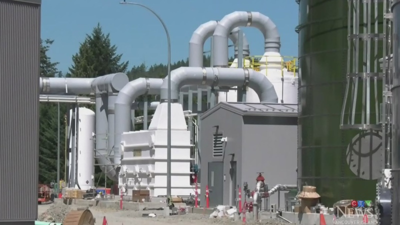 New CRD sewage plant running into issues