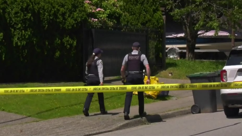 Homes evacuated after antique explosive found