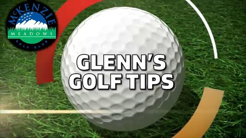 Glenn's Golf Tips: Shaping Your Drive