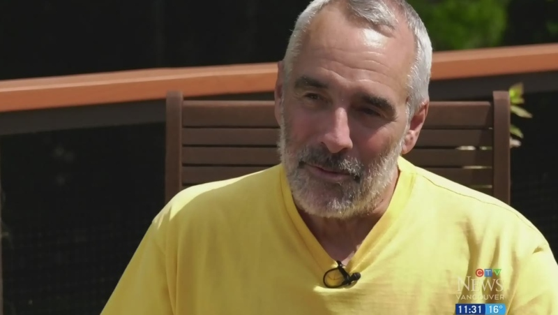 Bear attack victim speaks out