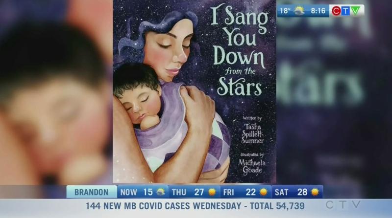 Winnipeg author pens New York Times bestseller