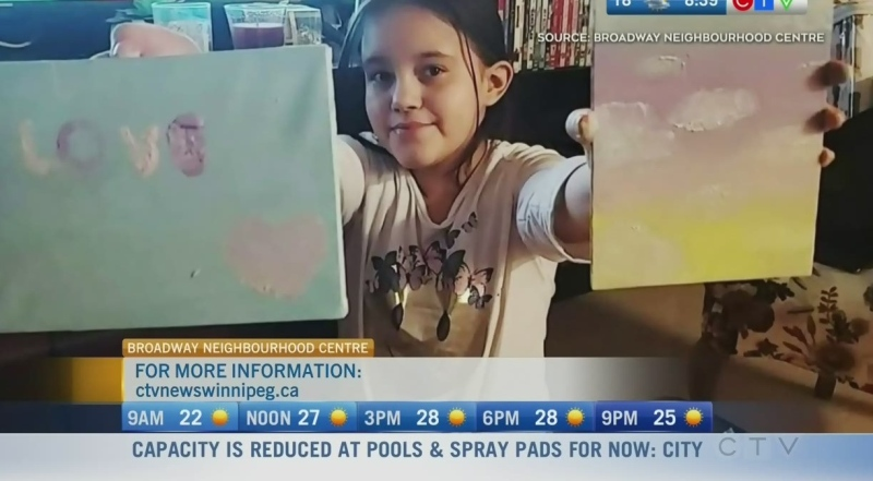 The Broadway Neighbourhood Centre is a safe and stable place for young girls to be themselves. Rachel Lagacé explains