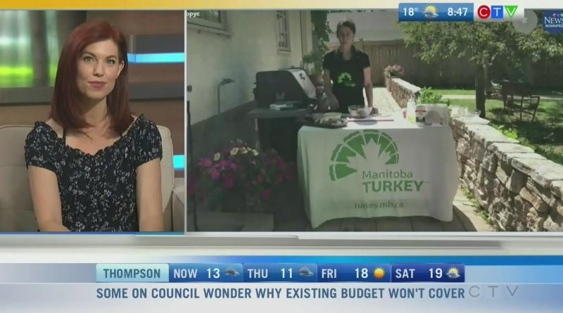 SPONSORED – Get Grilling: Turkey Thigh Carnitas