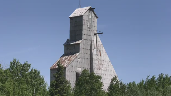Timmins headframe is part of mining history