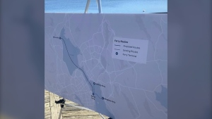 The provincial and federal governments announced Thursday its contributing $3.3 million towards a study that will explore technology options for an electric ferry.