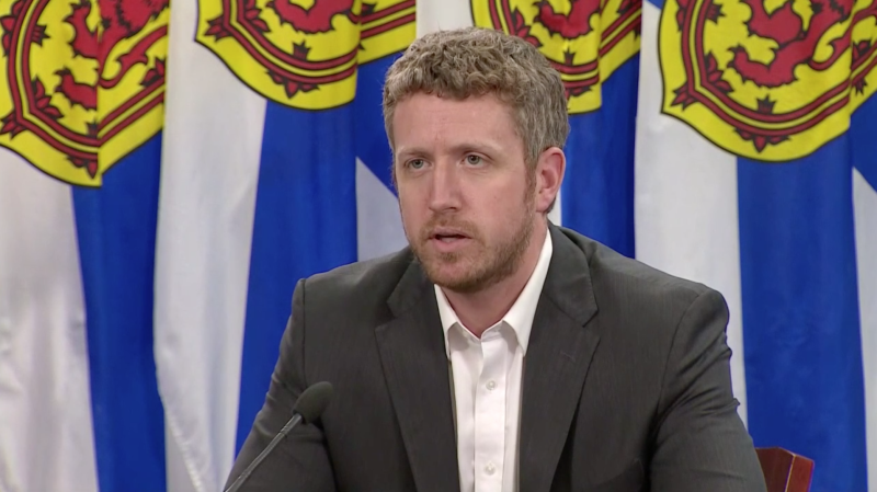 """""""I have full confidence we will get there,"""" Nova Scotia Premier Iain Rankin said of the wider opening that includes travellers from the rest of Canada."""