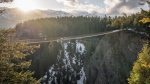 Golden Skybridge opened in B.C. in June 2021. (Golden Skybridge handout)