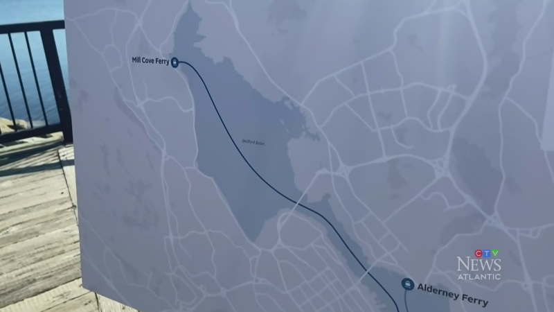 New ferry route coming to Halifax Harbour