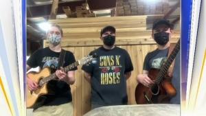 The Crosby Harle Band