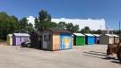 A Better Tent City (Dan Lauckner / CTV News Kitchener)
