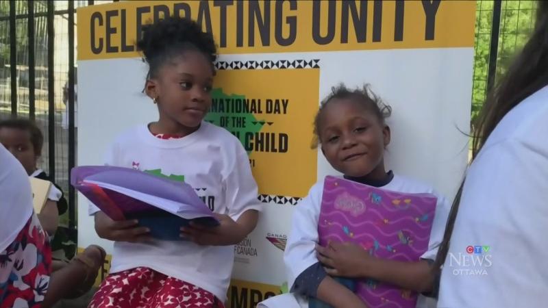 Ottawa foundation gifts educational supplies
