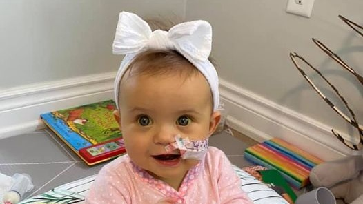 Baby Sloan. (Provided by Emma Garner)