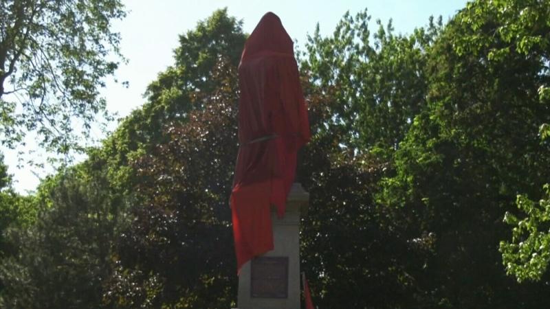 Kingston to move Sir John A. Macdonald statue