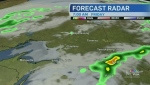 Chance of rain, thunderstorms for parts of north