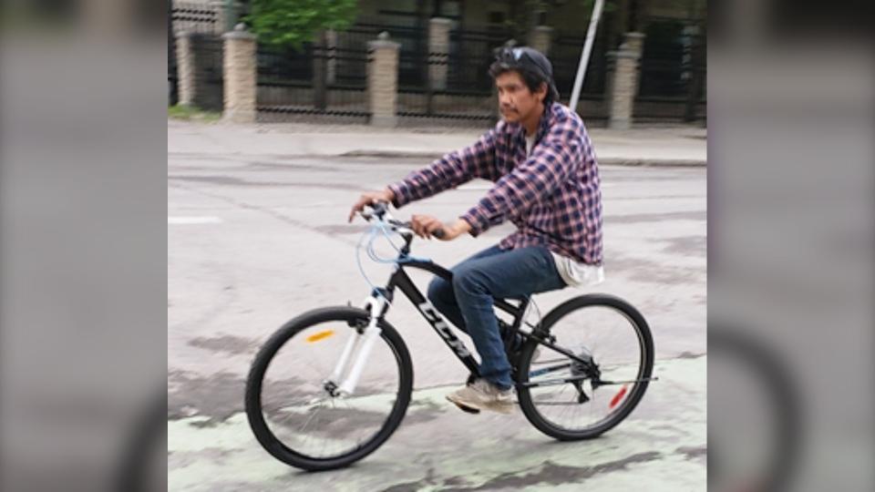 Richard Catholique, sexual assault, cyclist
