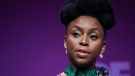 """Nigerian writer Chimamanda Ngozi Adichie says such people can """"fluidly pontificate on Twitter about kindness but are unable to actually show kindness."""" (Jack Taylor/Getty Images via CNN)"""