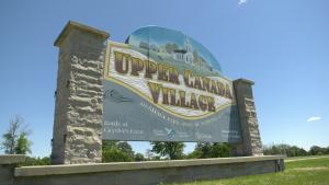 Upper Canada Village located on Highway 2 in Morrisburg, Ont. (Nate Vandermeer/CTV News Ottawa)