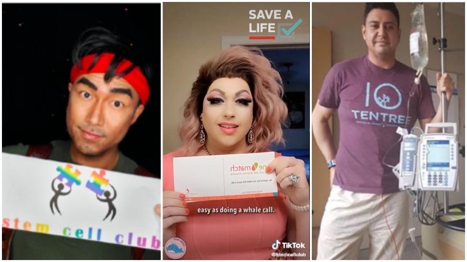 Save Lives For Pride stem cell drive