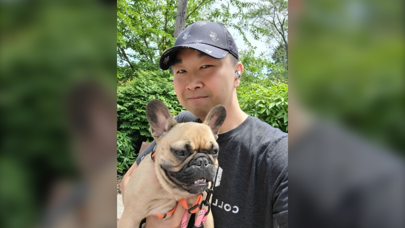 North York man Johnny Cheng is seen in this photo. (Supplied)