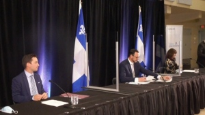 Quebec announcement on Anglo classroom funding