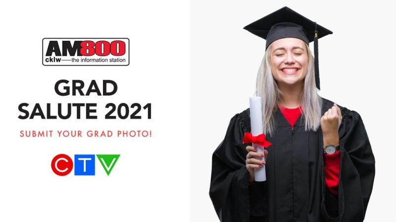 CTV Windsor and AM800 will be celebrating local graduates with the 2021 grad salute.