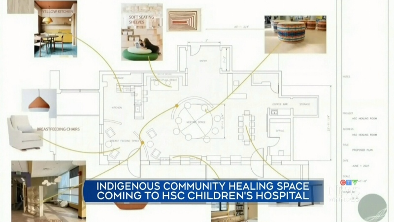 New Indigenous healing space at HSC
