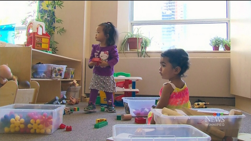 Looking for clarity on child care trust