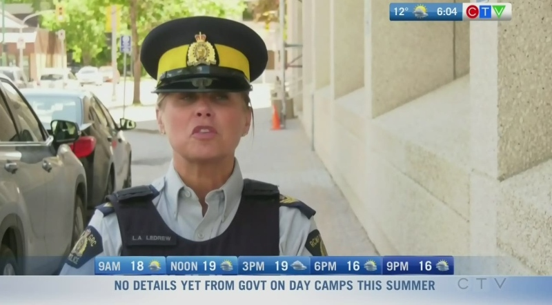 Manhunt continues, day camps: Morning Live