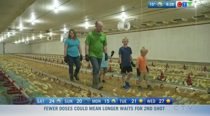SPONSORED – Fields to Forks: MB Chicken Producers